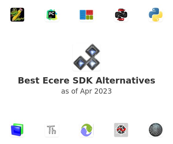 Best Ecere SDK Alternatives