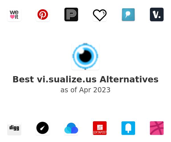 Best vi.sualize.us Alternatives