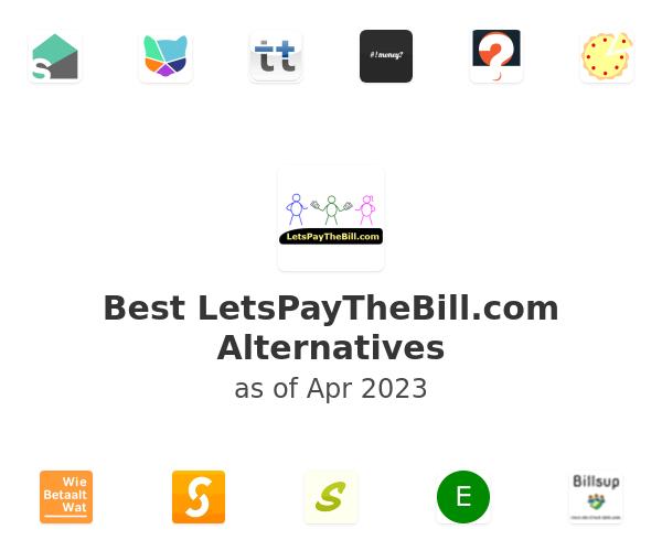 Best LetsPayTheBill.com Alternatives