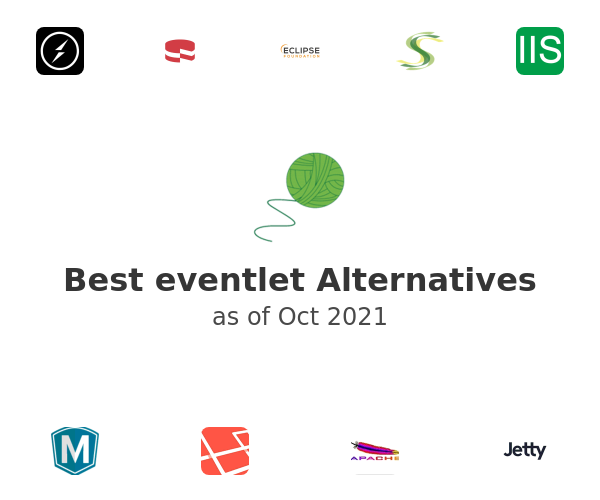Best eventlet Alternatives