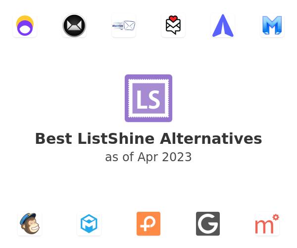 Best ListShine Alternatives