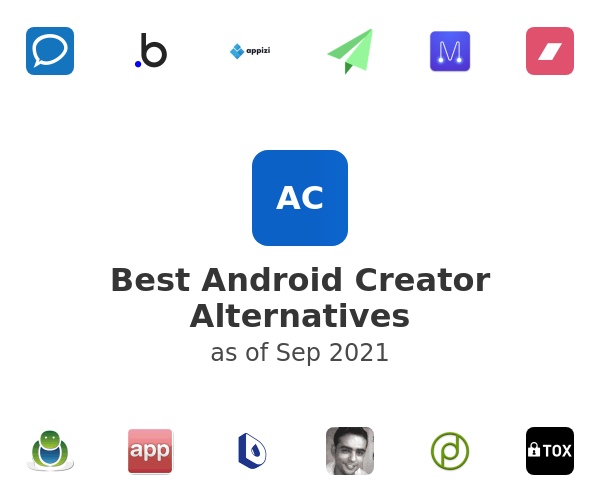 Best Android Creator Alternatives