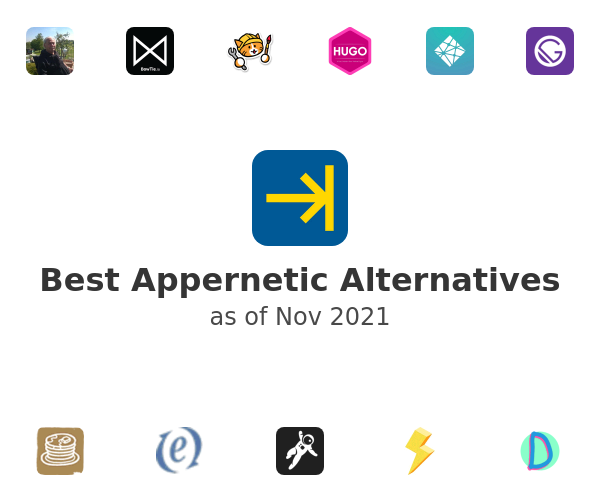 Best Appernetic Alternatives