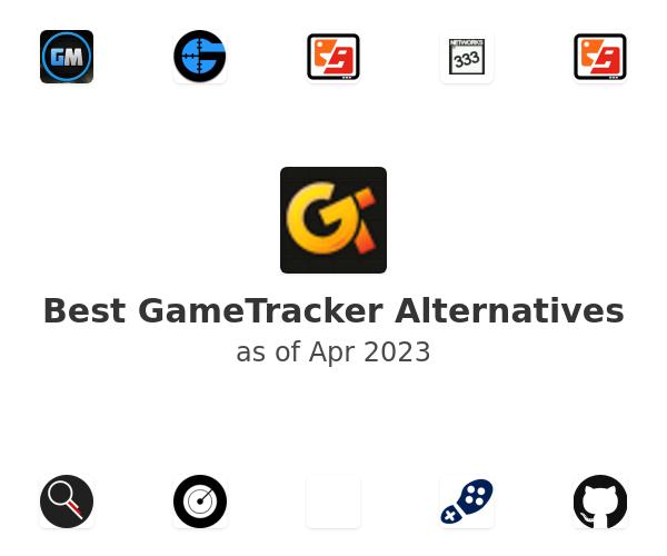 Best GameTracker Alternatives