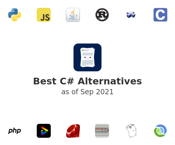 Best C# Alternatives