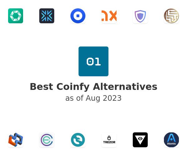 Best Coinfy Alternatives