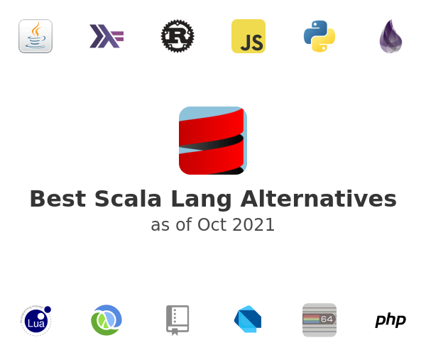 Best Scala Lang Alternatives
