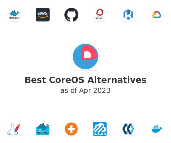 Best CoreOS Alternatives