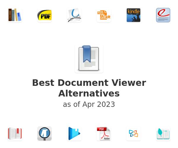 Best Document Viewer Alternatives