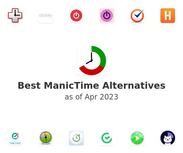 Best ManicTime Alternatives