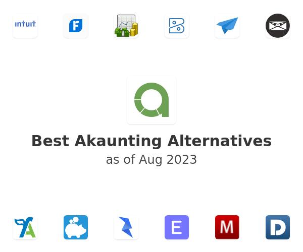 Best Akaunting Alternatives