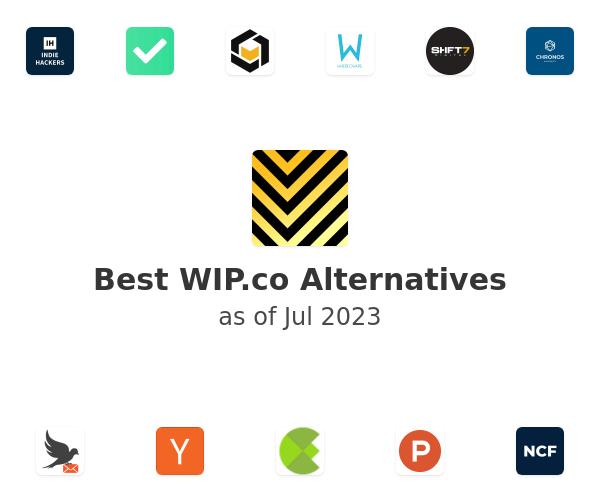 Best WIP.chat Alternatives
