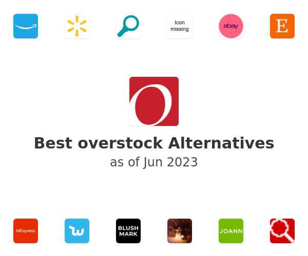 Best overstock Alternatives