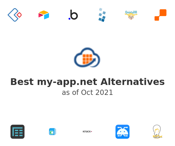 Best my-app.net Alternatives