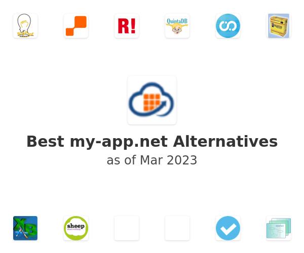 Best my-app.net Alternatives