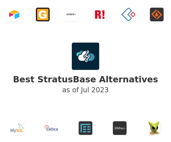 Best StratusBase Alternatives