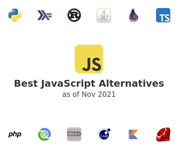 Best JavaScript Alternatives