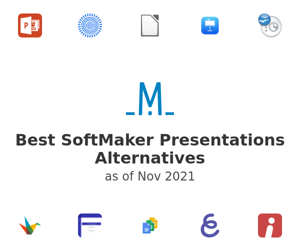 Best SoftMaker Presentations Alternatives