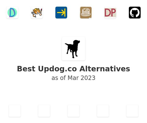 Best Updog.co Alternatives