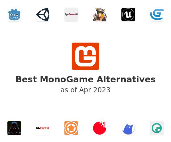 Best MonoGame Alternatives