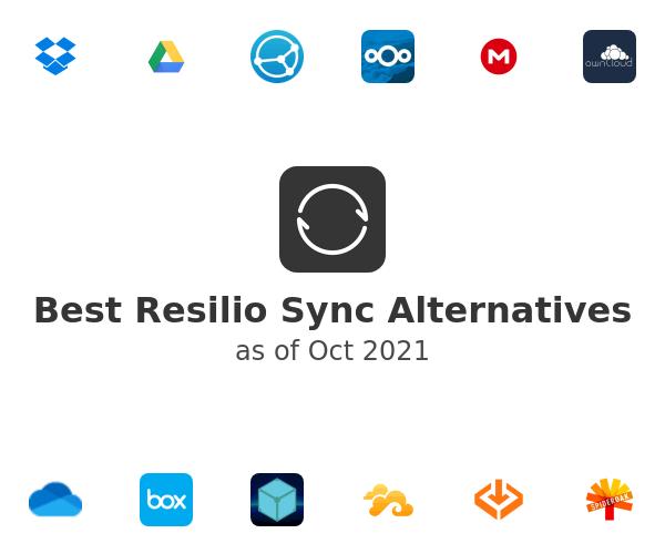 Best Resilio Sync Alternatives