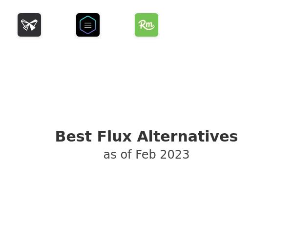 Best Flux Alternatives