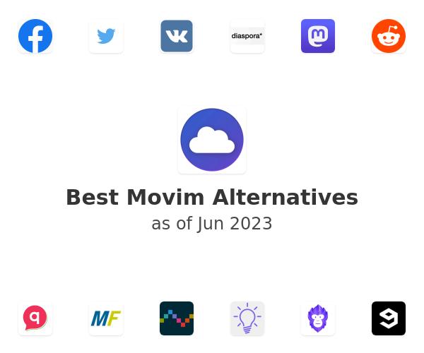 Best Movim Alternatives