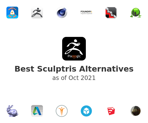 Best Sculptris Alternatives