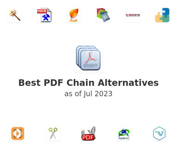 Best PDF Chain Alternatives