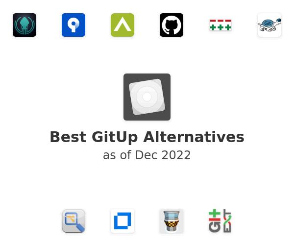 Best GitUp Alternatives