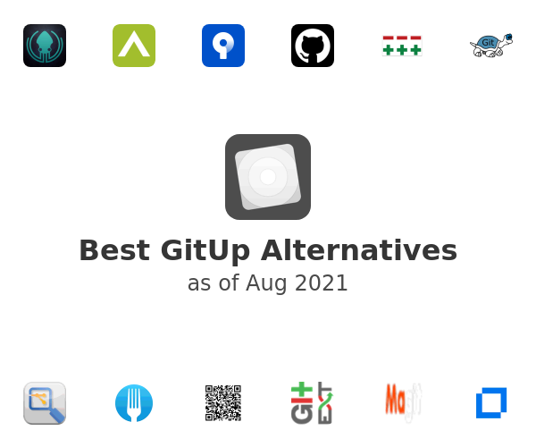 Best GitUp Alternatives