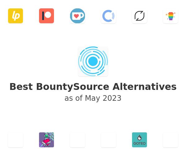 Best BountySource Alternatives