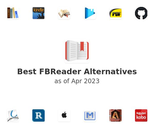 Best FBReader Alternatives