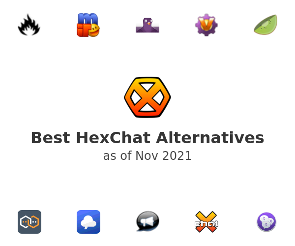 Best HexChat Alternatives