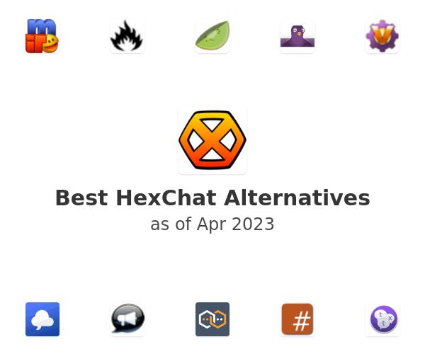 Best HexChat Alternatives