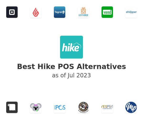 Best Hike POS Alternatives