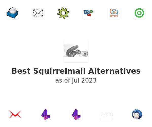 Best Squirrelmail Alternatives