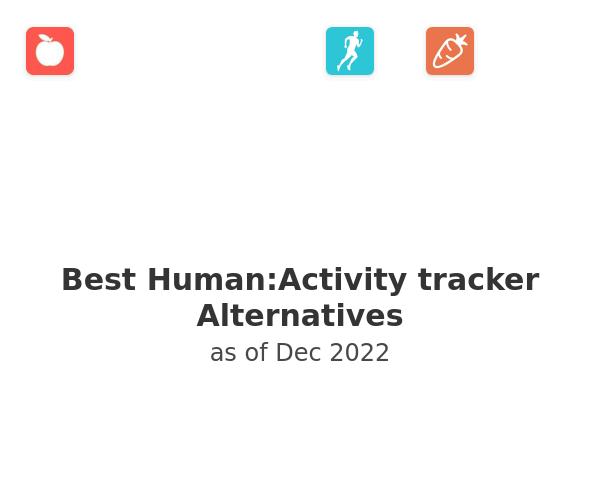 Best Human:Activity tracker Alternatives