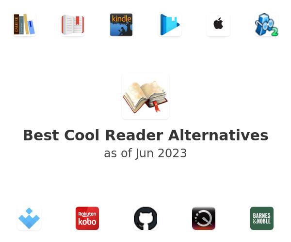 Best Cool Reader Alternatives