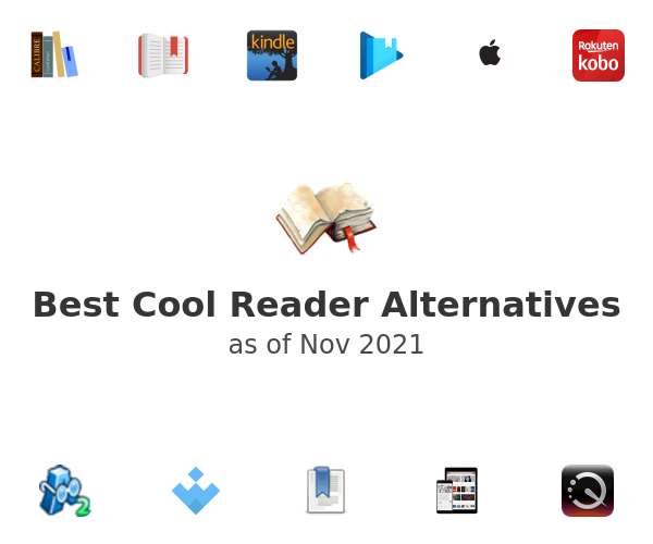 Best Cool Reader Alternatives