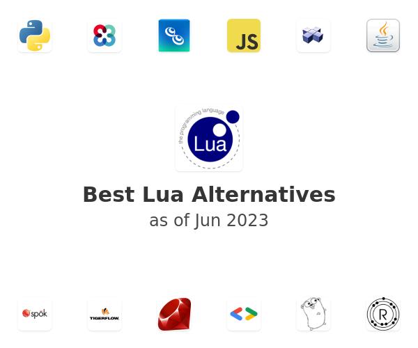 Best Lua Alternatives