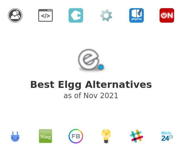 Best Elgg Alternatives