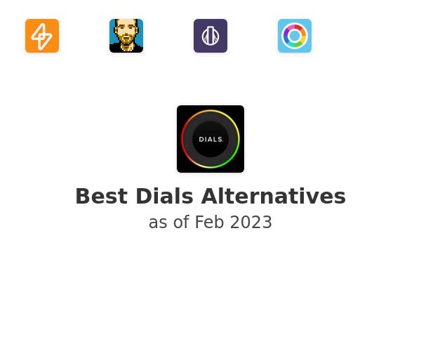 Best Dials Alternatives