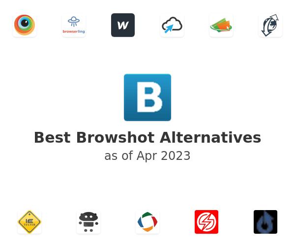 Best Browshot Alternatives