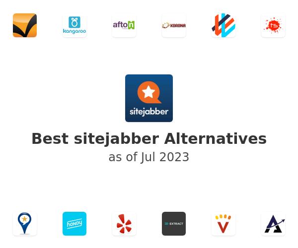 Best sitejabber Alternatives