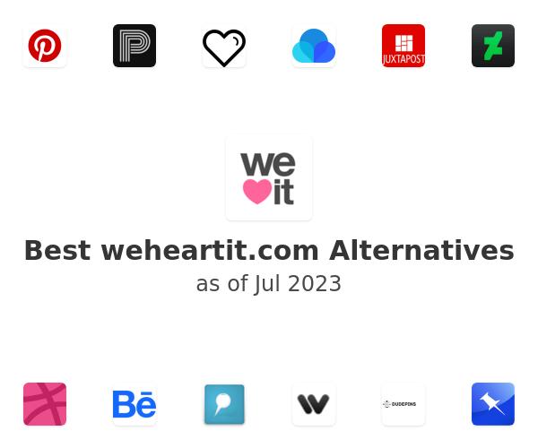 Best weheartit.com Alternatives