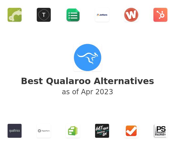 Best Qualaroo Alternatives