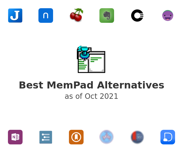 Best MemPad Alternatives