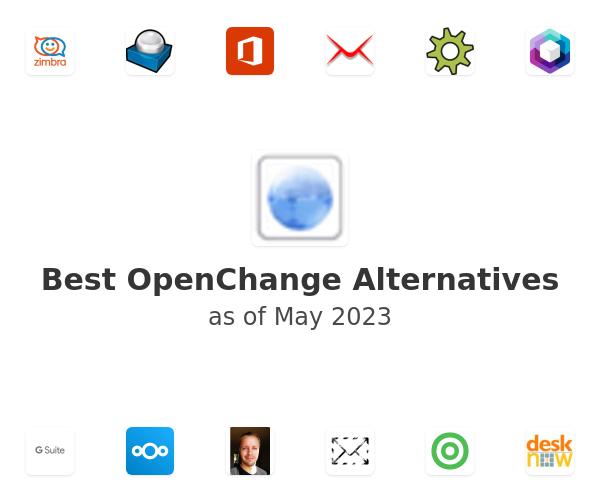 Best OpenChange Alternatives