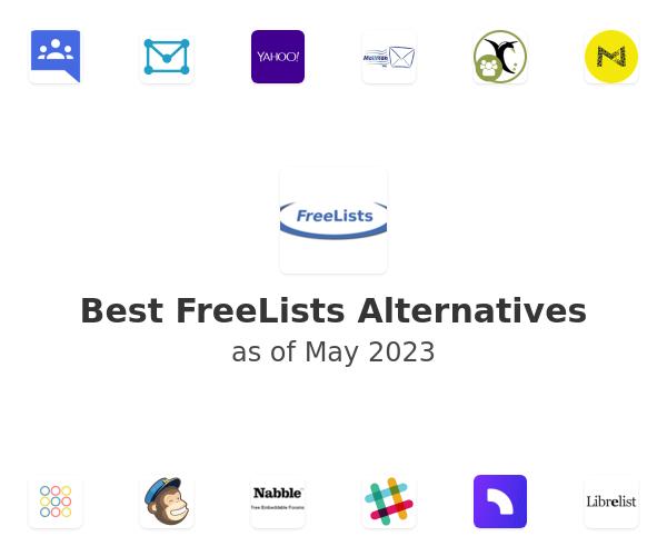 Best FreeLists Alternatives